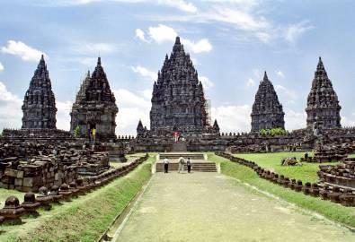 Java - Prambanan Tempel