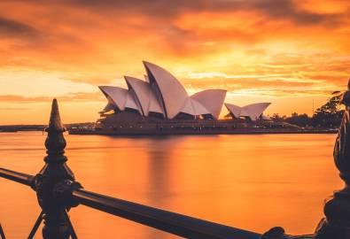 Sydney - Sydney Opera House - Dämmerung