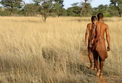Namibia - Buschmänner