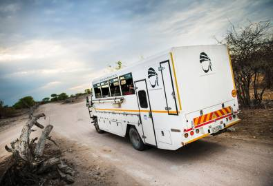 Unterwegs mit einem Nomad Truck