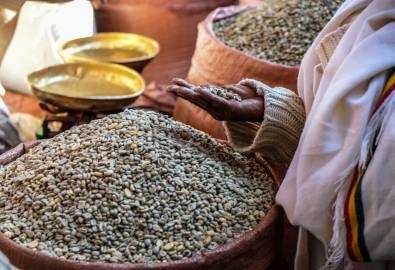 Äthiopien - Händler