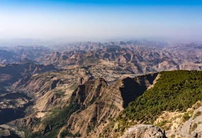 Äthiopien - Simien Berge