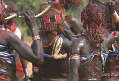 Äthiopien - Hamer