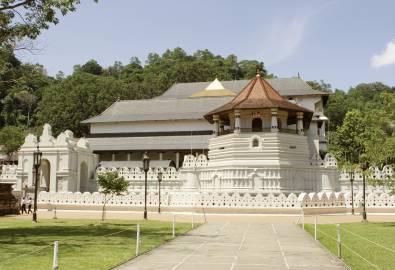 Sri Lanka- Sri Dalada Maligawa