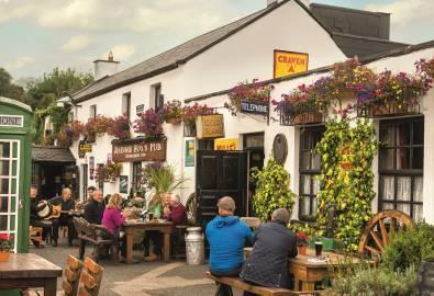 Dublin Johnnie Foxs Pub
