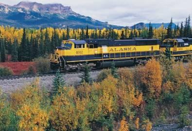 Alaska Eisenbahn