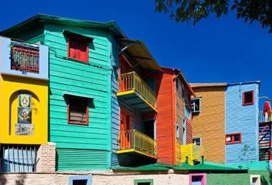 Argentinien Buenos Aires La Boca