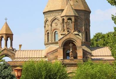 Armenien Echmiadzin