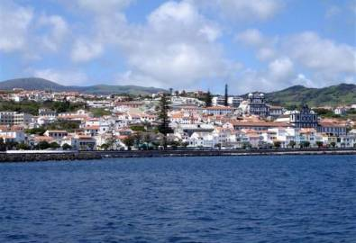 Azoren Faial Horta