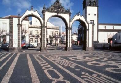 Azoren Sao Miguel Ponta Delgada
