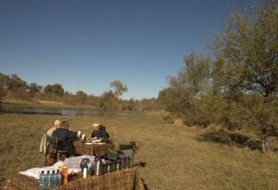 Botswana Picknick Lunch