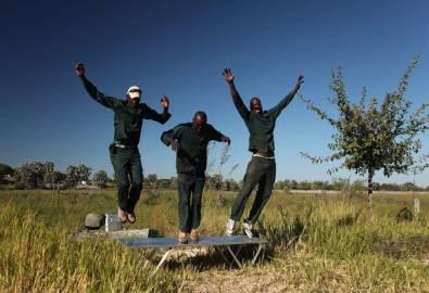 Botswana Reiseleiter