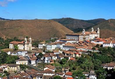 Brasilien Ouro Preto
