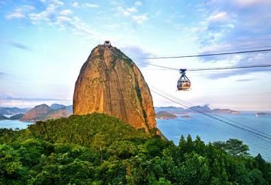 Brasilien Rio Zuckerhut