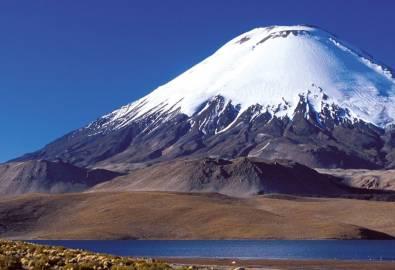 Chile Bolivien Peru Wüsten Gipfel Atacama Wüste