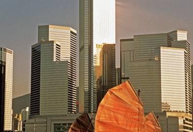 China Hongkong Dschunke