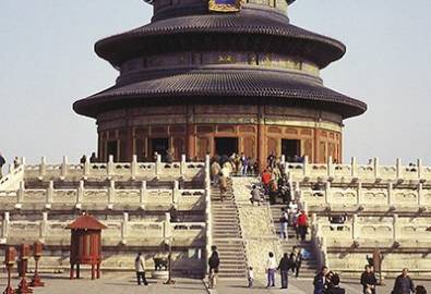China Peking Himmelstempel