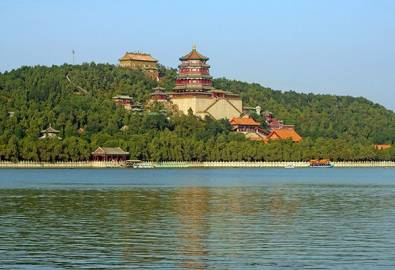 China Sommerpalast Peking