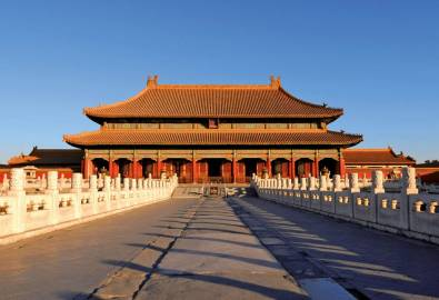 China Verbotenen Stadt