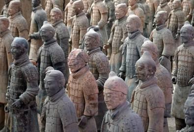 China Xian Terracotta Armee