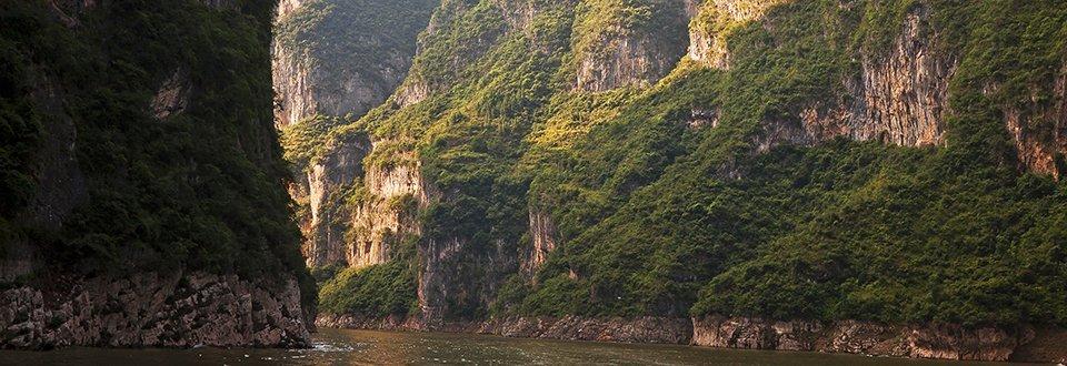 China Yangtze Gorges