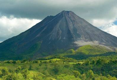 Costa Rica Nicaragua Panama Tropenzauber Vulkane Nationalpark Arenal