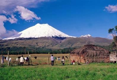 Ecuador Quito Nevado Chosa