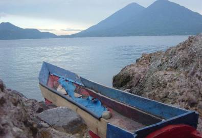 Guatemala Lago Atitlan
