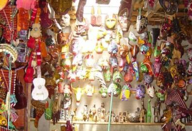 Guatemala Maskengeschäft