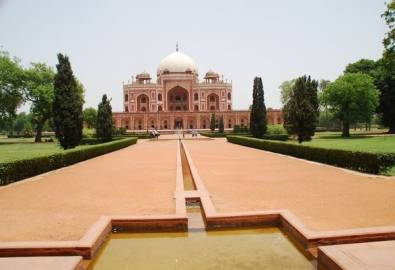 Indien Delhi Humayun Grab