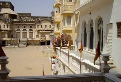 Indien Mandawa Castle