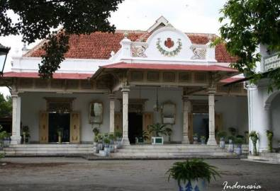 Indonesien Java Yogyakarta