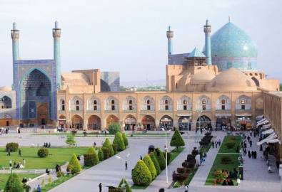 Iran Isfahan Basar