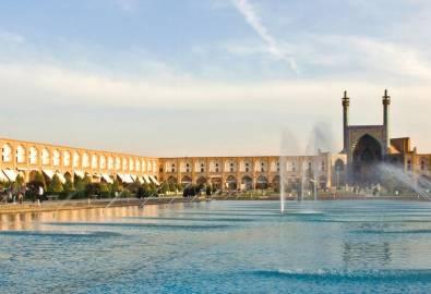 Iran Isfahan Imam Moschee
