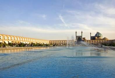 Iran Isfahan Naghsh E Jahan Square