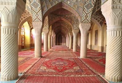 Iran Nasir al mulk Moschee Shiraz