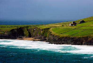 Irland Dingle Sleagh Head