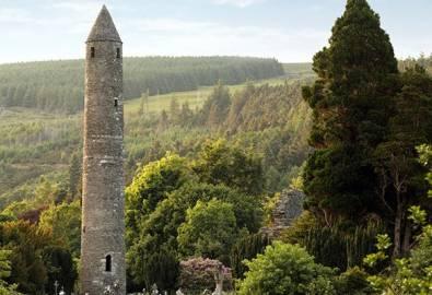 Irland Glendalough