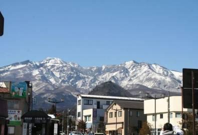 Japan Nikko Berge