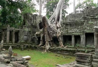 Kambodscha - Angkor Preah Khan