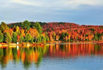 Kanada Ost West Algonquin Provincial Park
