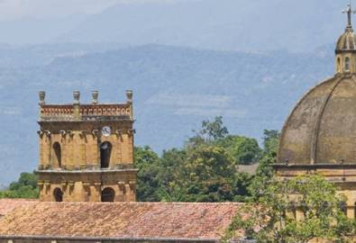 Kolumbien Barichara