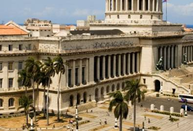 Das Capitolio in Havanna