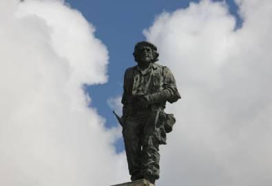 Kuba Che Guevara Statue