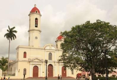 Kuba Cienfuegos Stadtzentrum
