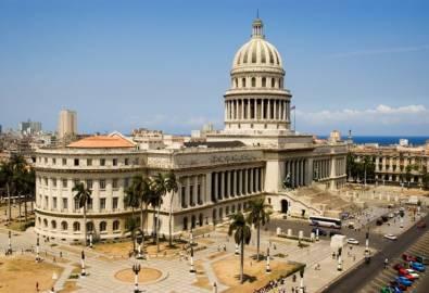 Das Capitolio in Havanna