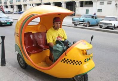 Kuba Havanna Club Moped