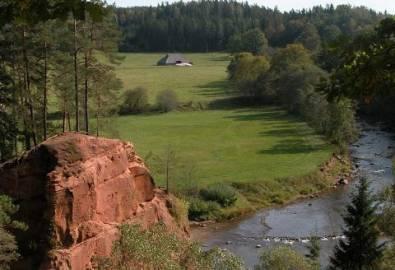 Litauen Gaujas Nationalpark