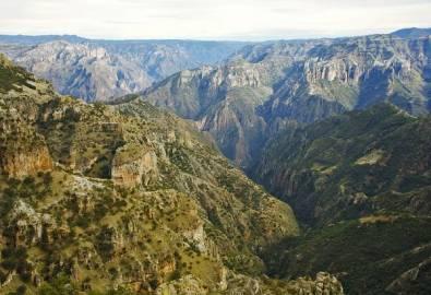 Mexiko Copper Canyon