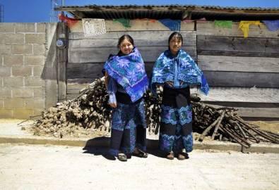 Mexiko Mädchen